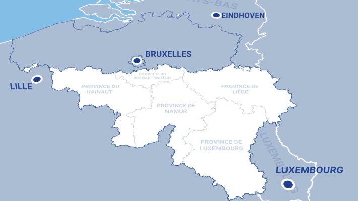 Adhésion collective des opérateurs de développement économique de Wallonie